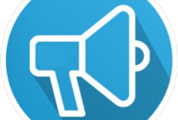 افزودن کانال تلگرام به سایت